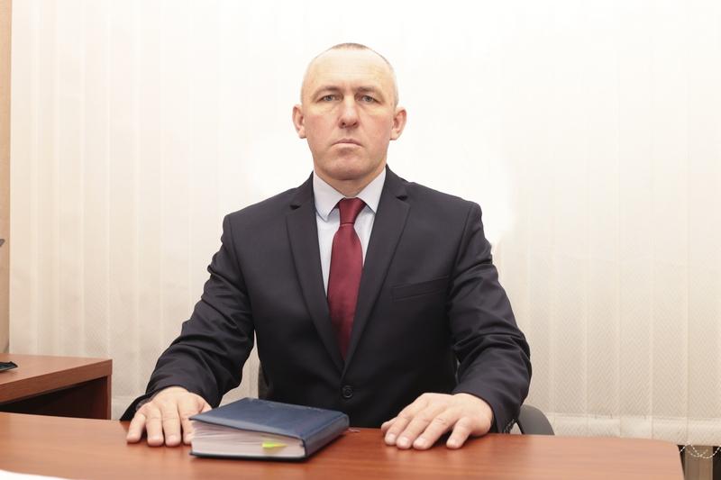 Председатель райсовета, Косинский
