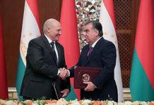 Лукашенко и Рахмон приняли совместное заявление