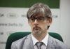 Начальник отдела коммуникаций и общественной информации Госатомнадзора Олег Соболев