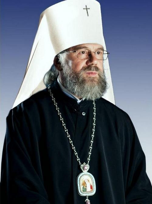 Глушковичи, родина, митрополит