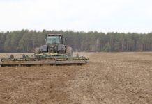 посевная, сельхоз, лельчицы, район, весна