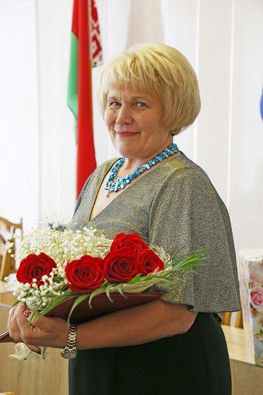 Ашомко Людмила