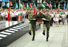 солдаты, митинг, вов