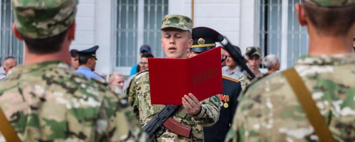 солдат, присяга, армия