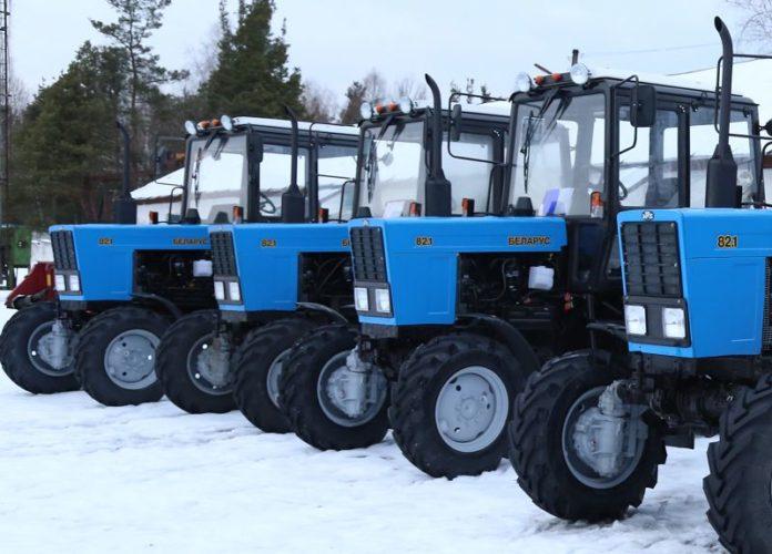 Тракторы, агросервис