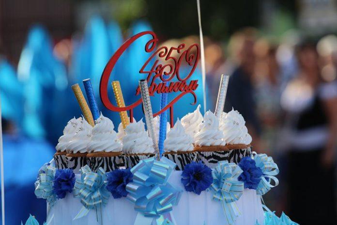 День города, праздник, торт , Лельчицы