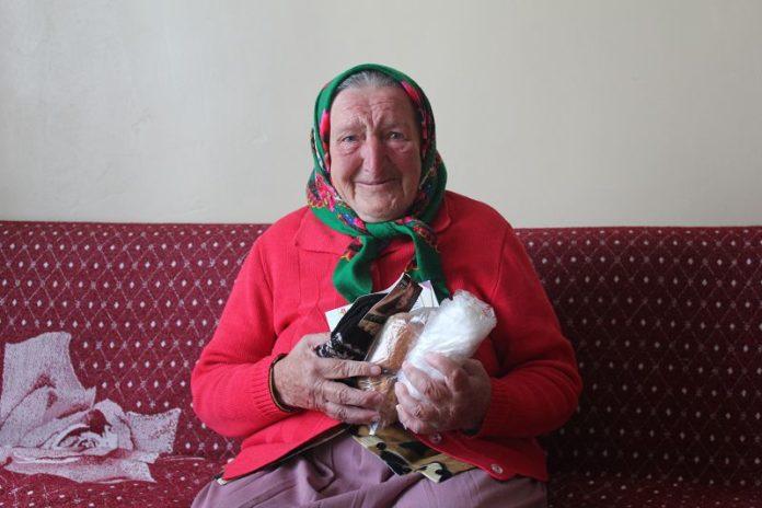 Симоничи, бабушка, БСЖ