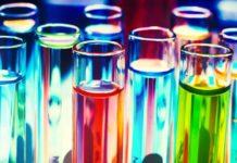 Химия, лаборатория
