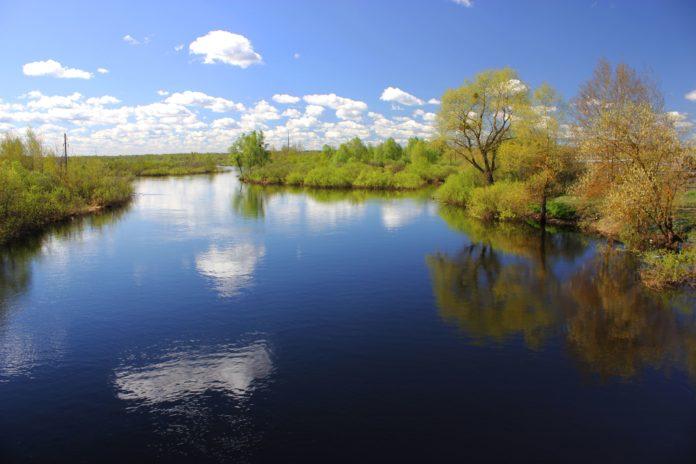 Уборть, река
