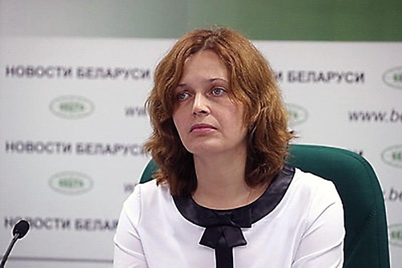 Начальник отдела организации научно-технического сопровождения регулирующей деятельности Госатомнадзора Юлианна Крюк