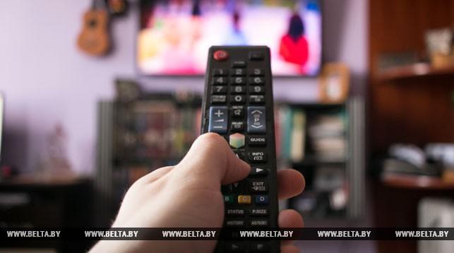 пульт, телевизор