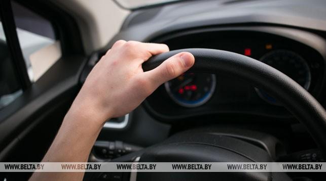 автомобиль, руль, водитель