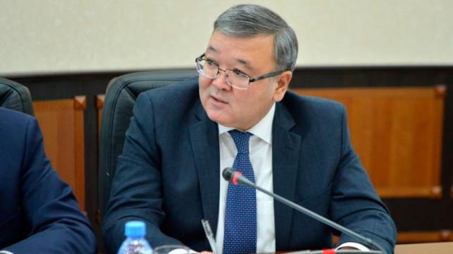 Бейсенбаев Аскар Асанович