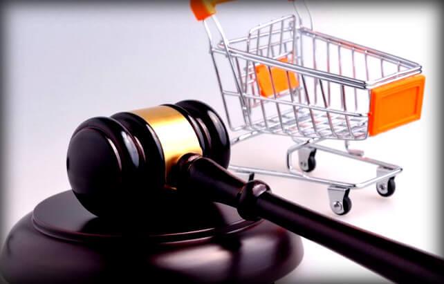 потребитель, покупатель, право