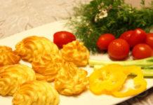 Герцогский картофель