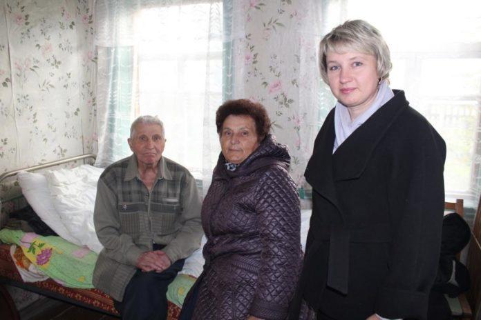 Алесич, ВОВ, ветеран, день пожилых людей