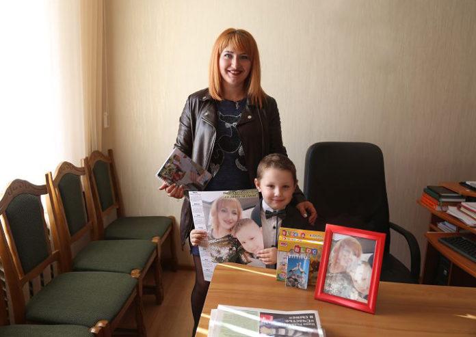 Татьяна Сечко, селфи, конкурс