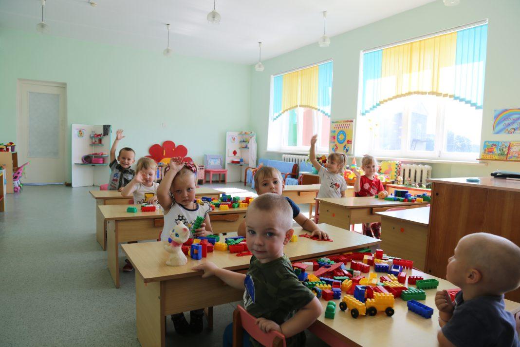 дети, детский-сад