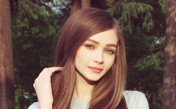 девушка, красота, красивая