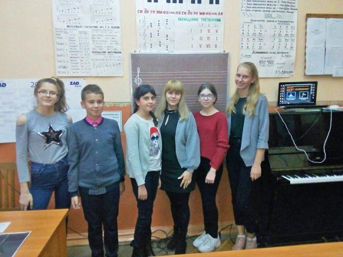 ученики, опера, музыкальная школа