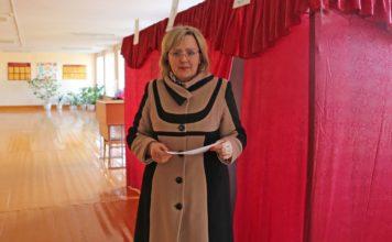 Дриневская, выборы в Беларуси