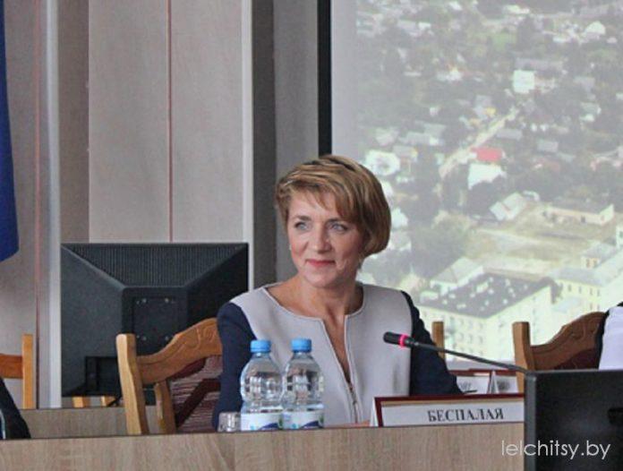 Татьяна Беспалая