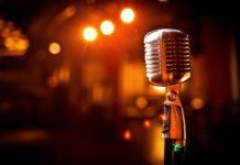 микрофон, концерт