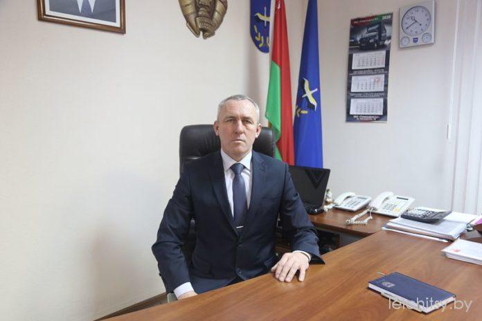 Сергей Косинский, председатель