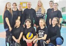 спорт, Лельчицкая школа №2