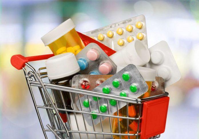 корзинка, лекарства