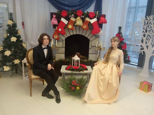 Областной новогодний бал в Гомеле