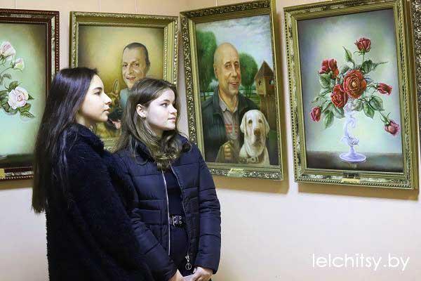 Выставка Володковича