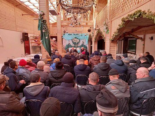 Собрание у ЧПТУП Бутковский