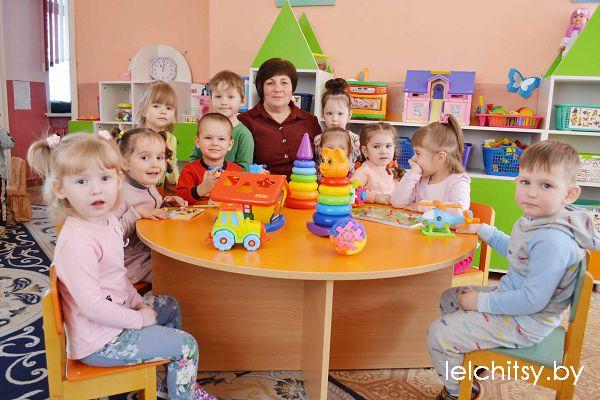 д/с 2 воспитатель, дети