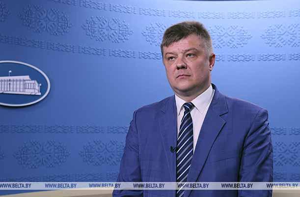 Помощник Президента - инспектор по Гомельской области