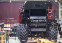 Трактор, завод